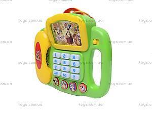 Умный телефон «У тетушки Совы», EH80002R, фото