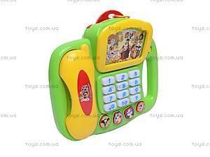 Умный телефон «У тетушки Совы», EH80002R, отзывы