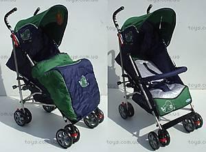 Универсальная коляска-трость, темно-зеленая, DL-02