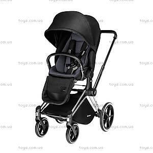Универсальный прогулочный блок Priam Lux Seat «Black Beauty Denim-black», 515215201, купить
