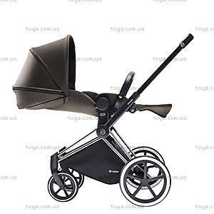 Универсальный прогулочный блок Priam Lux Seat «Desert Khaki Denim», 515215203, фото