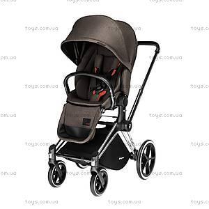Универсальный прогулочный блок Priam Lux Seat «Desert Khaki Denim», 515215203