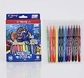 Упаковка разноцветных фломастеров, YL875011-12