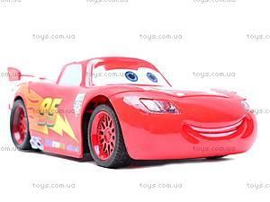 Управляемая детская машина «Тачки», 6777-25, купить
