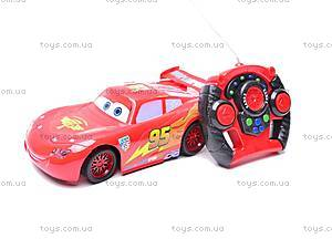 Управляемая детская машина «Тачки», 6777-25