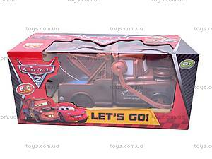 Управляемая машина «Тачки», 6777-26, детские игрушки