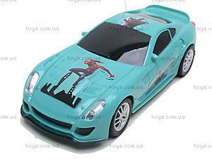 Управляемое авто Spiderman, 928, магазин игрушек