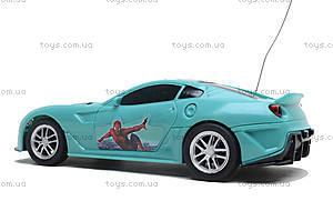 Управляемое авто Spiderman, 928, toys