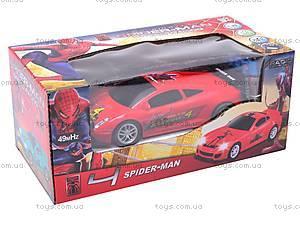 Управляемое авто Spiderman, 928