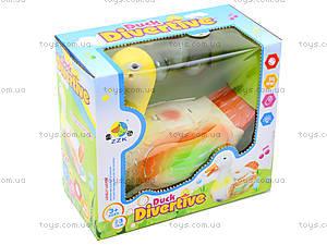 Детская музыкальная игрушка «Утка-несушка», 979, купить