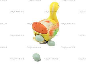 Детская музыкальная игрушка «Утка-несушка», 979, отзывы