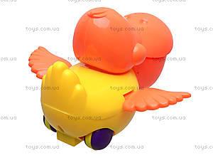 Детская игрушка «Забавная уточка», 225-1010, фото