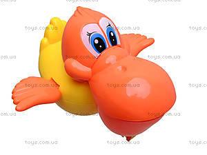 Детская игрушка «Забавная уточка», 225-1010, детские игрушки