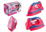 Детский утюг с паром, со световыми и музыкальными эффектами, 018-31, купить