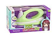 """Утюг """"Mini Appliance"""" Ao Xie Toys (6991A), 6991A, фото"""