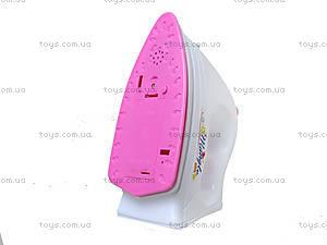 Игрушечный утюг для девочки, LS820G3, фото