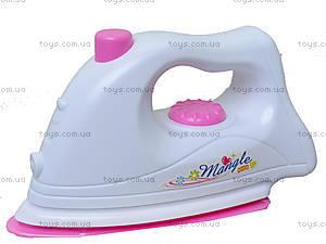 Игрушечный утюг для девочки, LS820G3, игрушки