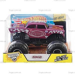 Увеличенная машинка-внедорожник серии Monster Jam Hot Wheels, CBY61, купить