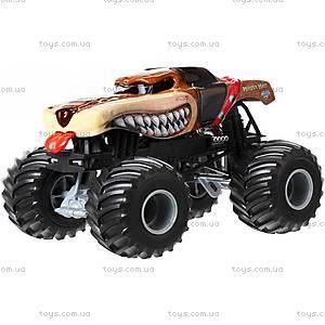 Увеличенная машинка-внедорожник серии Monster Jam Hot Wheels, CBY61
