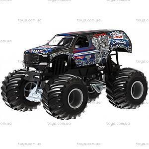 Увеличенная машинка-внедорожник серии Monster Jam Hot Wheels, CBY61, отзывы