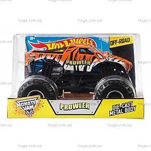 Увеличенная машинка-внедорожник серии Monster Jam Hot Wheels, CBY61, цена
