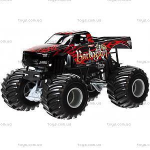 Увеличенная машинка-внедорожник серии Monster Jam Hot Wheels, CBY61, игрушки