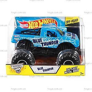 Увеличенная машинка-внедорожник серии Monster Jam Hot Wheels, CBY61, детские игрушки