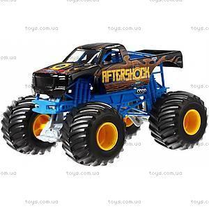 Увеличенная машинка-внедорожник серии Monster Jam Hot Wheels, CBY61, toys