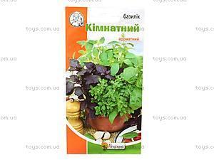 Увлекательная ботаника «Базилик», 0369-1, фото