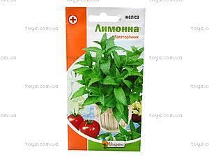 Увлекательная ботаника «Мелисса», 0366, купить