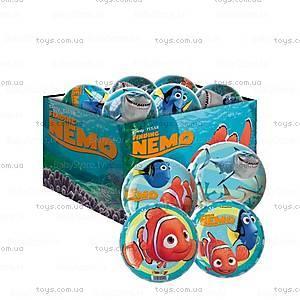 Детский резиновый мяч «В поисках Немо», 14 см, 1116