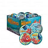Детский резиновый мяч «В поисках Немо», 14 см, 1116, отзывы