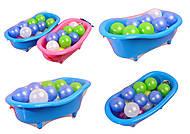 Ванночка большая с шариками, 532 в.2, отзывы