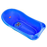 Ванночка детская для купания синий, ST-0002