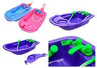 Игрушечная ванночка для куклы, 35-025, отзывы