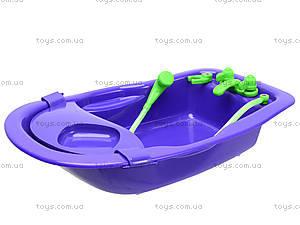 Игрушечная ванночка для куклы, 35-025, toys.com.ua