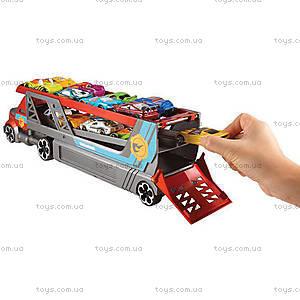 Грузовик-пускатель для базовых машинок Hot Wheels, CDJ19, фото