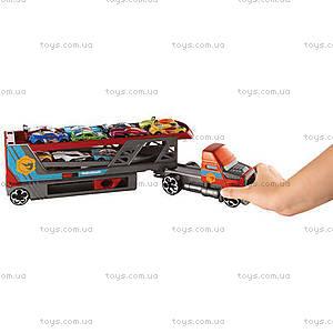 Грузовик-пускатель для базовых машинок Hot Wheels, CDJ19, цена