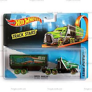 Игрушечный грузовик-трейлер Hot Wheels, BFM60, купить