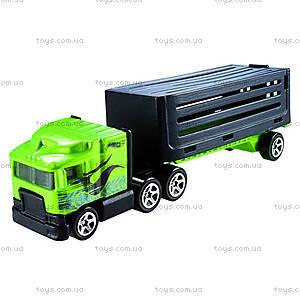 Игрушечный грузовик-трейлер Hot Wheels, BFM60, фото