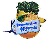 Загадки для детей «Тропические фрукты», М13961Р, фото