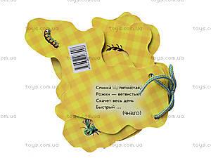 Детские загадки «В лесу», М248002Р, купить