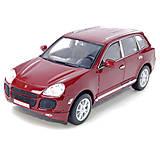 Коллекционная модель автомобиля Porsche Cayenne Turbo, 22431W