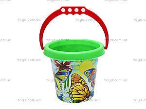 Ведерко с рисунком, 3145, toys.com.ua