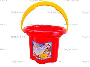 Детское ведро «Цветочек», 39019, цена