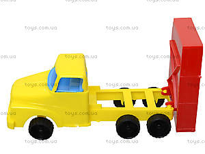 Детское ведерко «Квитка» с машинкой, 01212, отзывы