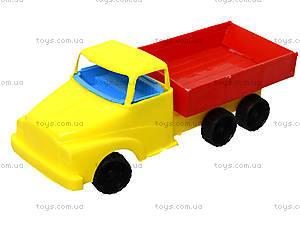 Детское ведерко «Квитка» с машинкой, 01212, игрушки