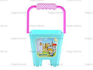 Детское ведро «Замок», 39021, отзывы