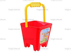 Детское ведро «Замок», 39021, цена