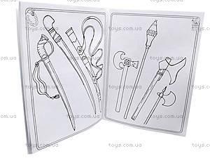 Большая книга раскрасок «Для мальчиков», К16076РК207008Р, купить